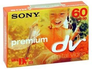 SONDVM60PRL - Sony Premium Grade DVC Camcorder Videotape Cassette