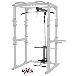 XMark Commercial LAT Pulldown and Low Row Attachment