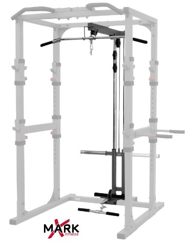XMark Power Cage Lat Pulldown and Low Row Attachment XM 7621