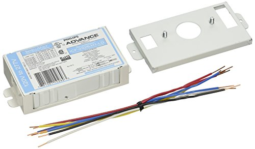 H1 Series (Advance 10289 - ICF-2S26-H1-LD Compact Fluorescent Ballast)