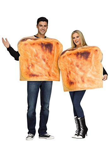Adult Grilled Cheese Sandwich Costume Set (Diablo Costume)