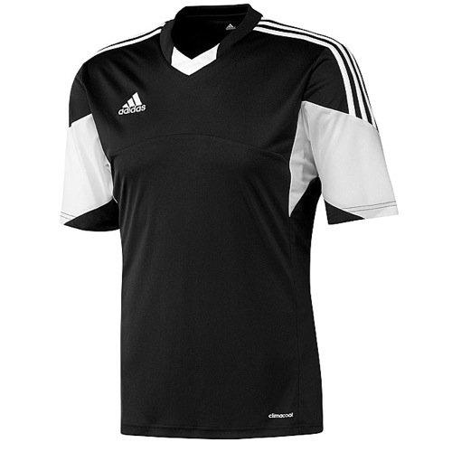 adidas-mens-climacool-tiro-13-short-sleeve-jersey-x-large-black-white
