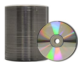 MediaPro Professional Silver Thermal Lacquer DVD-R - 100 Pack
