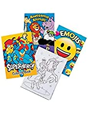 Kid's Coloring Books Great Party Favors (24 Pack)