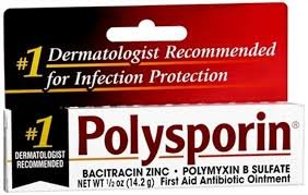 Polysporin First Aid Antibiotic Ointment -1 oz, Pack of 6 by Polysporin