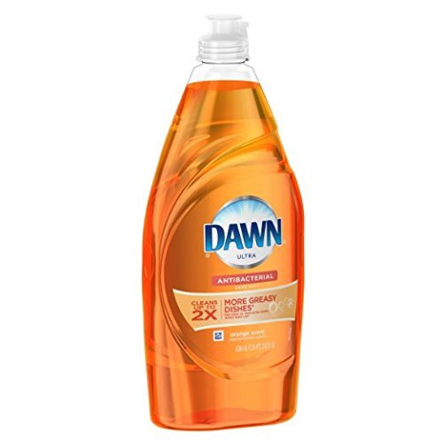 Dawn Ultra Dishwashing Liquid (21.6 Oz (Single Pack), Orange Scent)