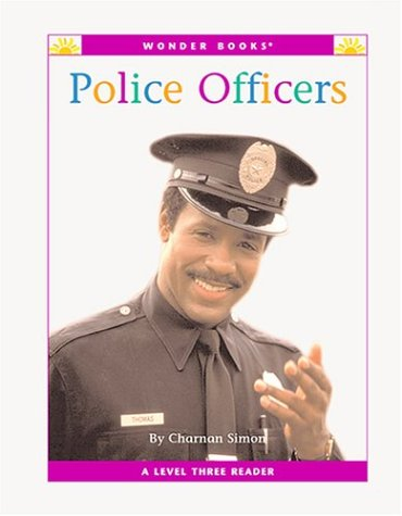 Download Police Officers (Wonder Books Level 3-Careers) pdf