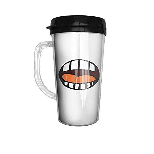Alexander Maia Big Smile Popular Decorative Top Level Watertight Cup Mug Mugs Coffee Mugs Coffee Cups Tea Cups Cups Milk Cup Adiabatic With A Handle
