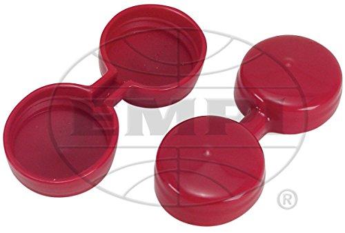 EMPI 43-5721-0 Velocity Stack Covers, VW Weber IDA, EPC 48 & EPC 51, pr