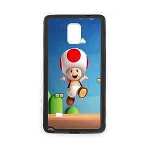 Samsung Galaxy Note 4 Cell Phone Case Black Super Mario 2 JSK874702