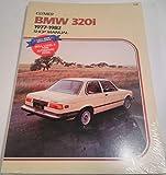 BMW 320i, 1977-1982 shop manual