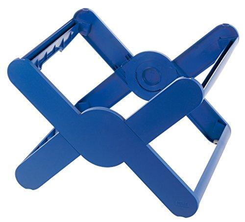 HAN 19071-14 X-Cross Suspended Filing Basket 359 x 269 x 320 mm for 35 Folders Blue ()