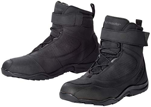 (Tour Master Response 3.0 Boots Men's Street Motorcycle Boots - Matte Black / 11)