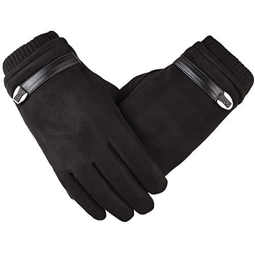 詳細にする通行人Corettle コレト 手袋 メンズ 内側裏起毛 スマホ対応 薄手 防寒 スマホ スマートフォン対応 防寒 手袋 自転車サイクリング バイクグローブ 冬用ローブ 暖かい