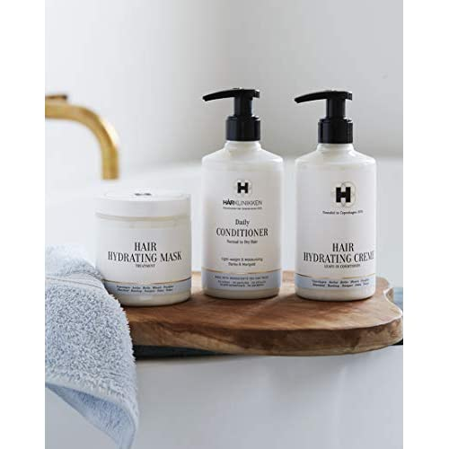 Harklinikken Daily Conditioner   9.81 Oz. Daily Conditioner   Light Weight & Moisturizing - Improve the Softness, Elasticity and Smoothness of the Hair - Great for Normal to Dry Hair