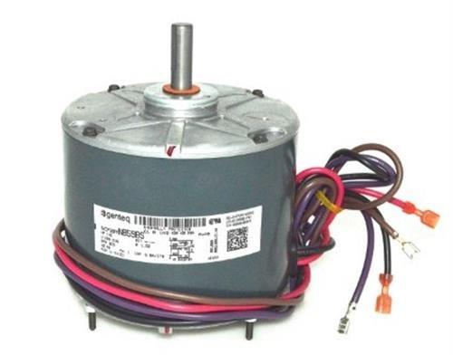 American Standard Heat Pumps - American Standard & Trane TWR024C100A1 OEM Replacement Condenser Motor - 1/5 HP , 825 RPM , 200-230V/60/1 , 48 Frame