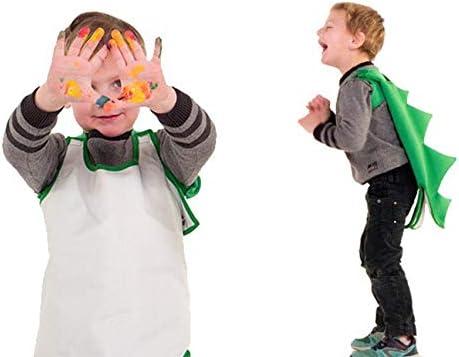 caperons – Multicolor – Delantal infantil – abwischbar y ...