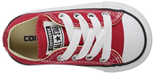 Mandrin Inverse Taylor All Star Junior B?uf Saison 15762 De Unisexe - Pourriture Sneaker Kinder
