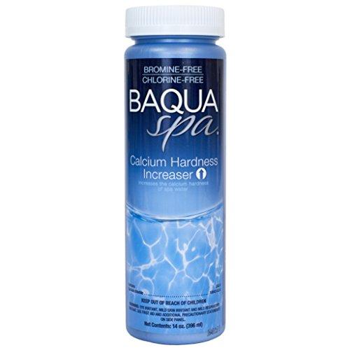 Baqua Spa Calcium Hardness Increaser 14oz (Spa Chemical Calcium)