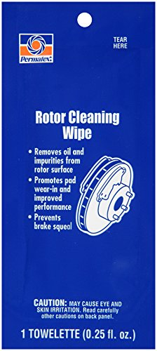 Permatex 9948-480PK Rotor Cleaning Wipe, (Pack of 480) by Permatex