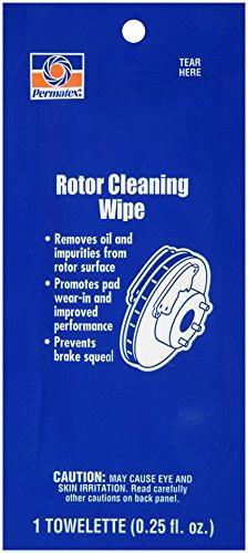 Permatex 9948-480PK Rotor Cleaning Wipe, (Pack of 480)