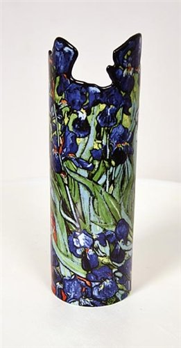 John Beswick Van Gogh Irises Ceramic Art Vase 26cms Height Amazon