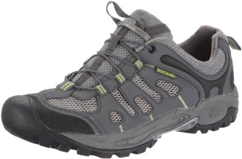 Northland Trail XT LC Shoe 02-04956 - Zapatillas de montaña para hombre Gris (Grau (grey/lemon 1))