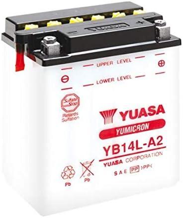Yuasa Yb14l A2 Yumicron Batterie Auto