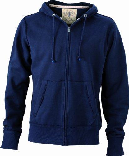 Men's Kapuzenjacke James Sweatshirt amp; Azul Hooded Vintage Para navy Nicholson Chaqueta Hombre O1nr1wBx