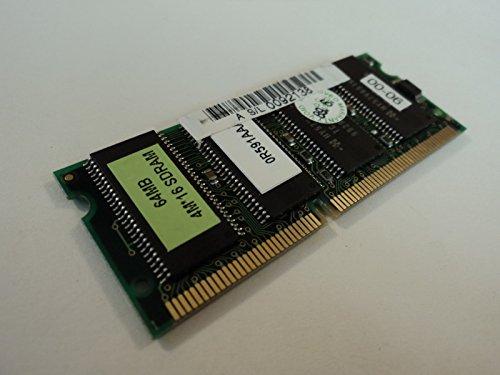 64 Mb Sdram Module - Hynix RAM Memory Module 64MB SDRAM 4M x 16 HY57V651620B