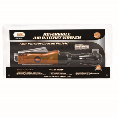 IIT 13600 3/8-Inch Drive Air Ratchet Wrench