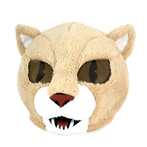 Maskimals Oversized Plush Halloween Mask -
