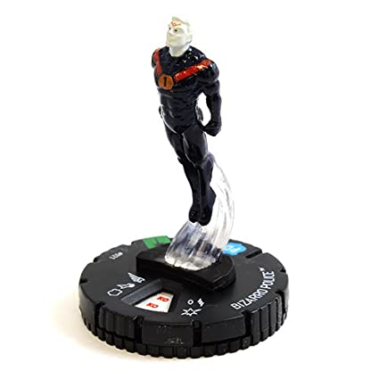 Lego BIZARRO Superman Custom Minifig DC Comics Super Hero Villain Bizarro League