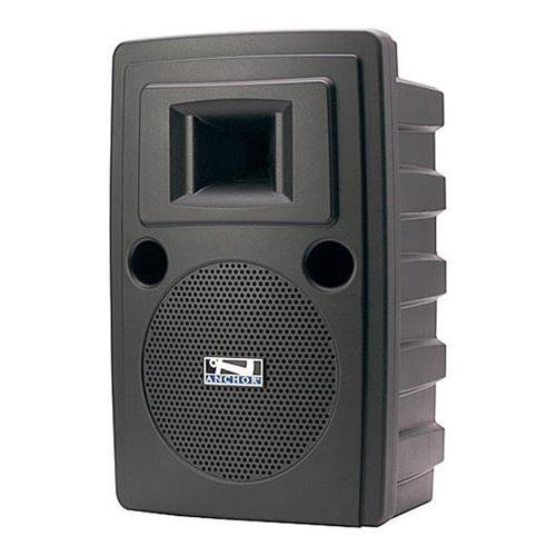 Anchor Audio LIB-7500CU1 Liberty Platinum Portable Sound System with CD Player and Wireless (Anchor Liberty Speaker)