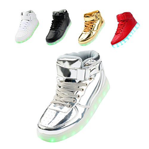 ZHIHONG Charging Shoes Flashing Sneaker product image