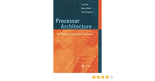 From Dataflow to Superscalar and Beyond Processor Architecture