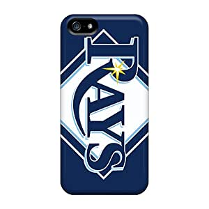 Fashion Protective Tampa Bay Rays Case Cover For Iphone 5/5s