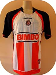 ed02b67ab AGMAR Chivas -Mexico -Soccer Jersey Size Xtra Large