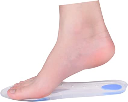 Insoles Silicone Gel Arch Support