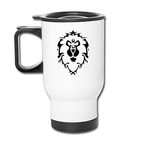 World Of Warcraft Coffee Thermos Tumbler Cup