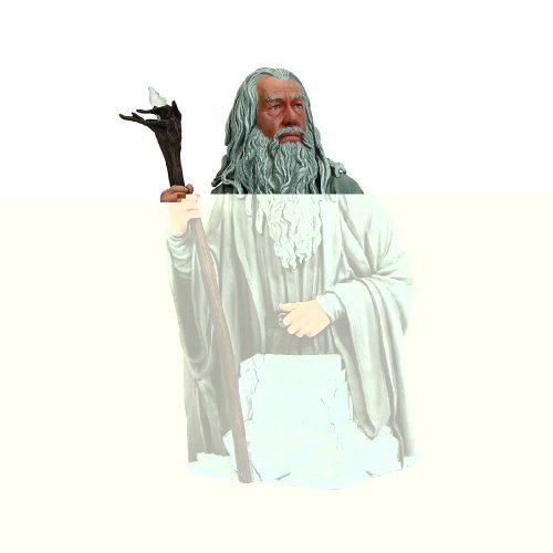 The Lord of the Rings Gandalf the White Mini Bust by Gentle Giant