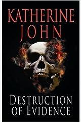 The Destruction of Evidence (Trevor Joseph Detective Series) Paperback