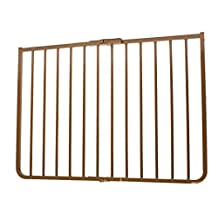 Cardinal Gates Outdoor Safety Gate, Brown
