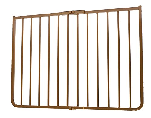 Cheap Cardinal Gates Outdoor Safety Gate, Brown