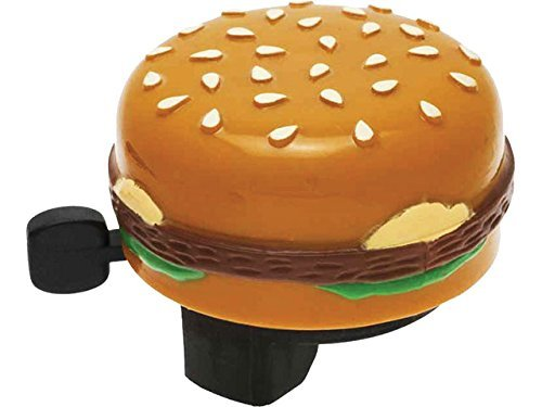 Bicycle Hamburger Bell by Lexco]()