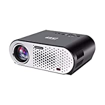 Widewing AUN Home Theater Projector 3200LM 1280x768 LED 1080P Home Cinema Beamer (T90)