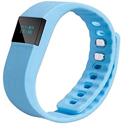 GSANSAN Wristband LYBBA Smart Bracelet Silicone Bluetooth Heart Rate Waterproof Pedometer Call Reminder Sports Bracelet 07 Estimated Price £47.99 -