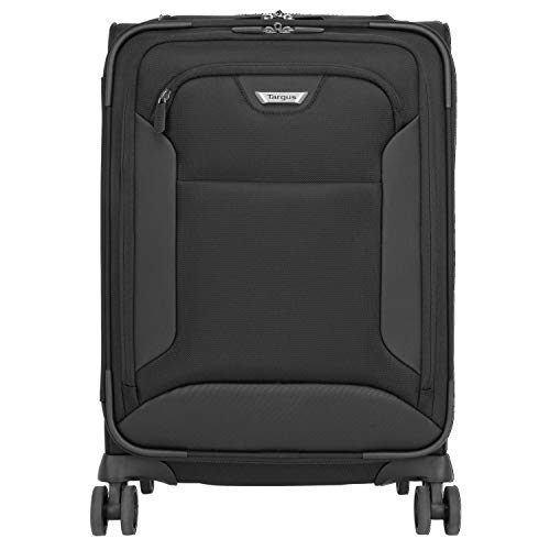 (Targus Corporate Traveler 4-Wheeled Roller for 15.6-Inch Laptop Compartment, Black (CUCT04R))