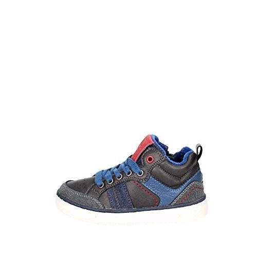 Wrangler WJ17227 Hoch Sneakers Boy Grau