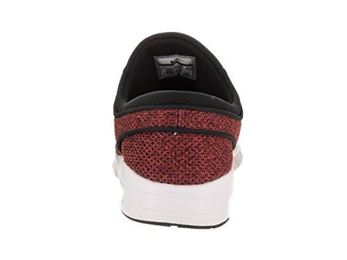 Null da Stefan Null Rosso Scarpe Uomo Skateboard Nike Janoski Max I8Taax